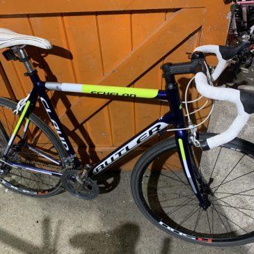 "Claude Butler Echelon 23"" Frame Road Bike. £395"