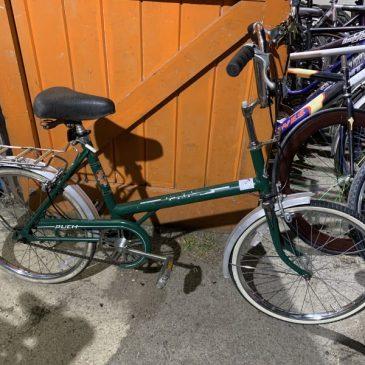 """Puch 20"""" Wheel Ladies Shopper Bike. £85"""
