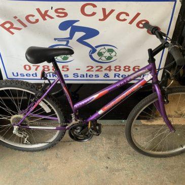 """Universal Wildthing 19"""" Frame Mountain Bike. £100"""