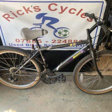"Mach 15 16.5"" Frame Mountain Bike. £75"