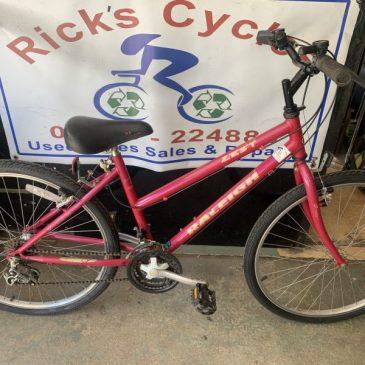 "Raleigh Zest 16.5"" Frame Ladies Mountain Bike. £100"