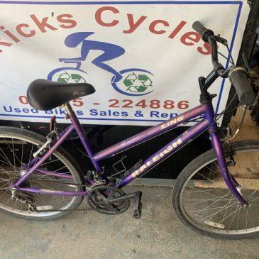 "Raleigh Zing 19"" Frame Mountain Bike. £80"