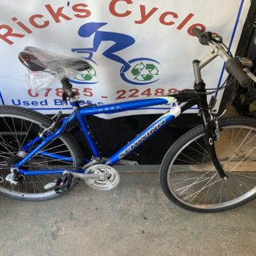 "Schwinn Mesa 18"" Frame Mountain Bike. £135"