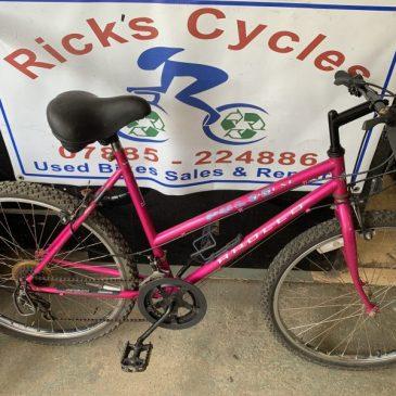 """Apollo Pulse 20"""" Frame Ladies Mountain Bike. £65"""