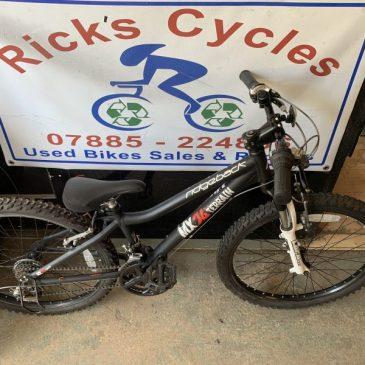 """Ridgeback MX25 Terrain 24"""" wheels Mountain Bike. £125"""