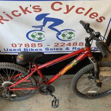 """Apollo Crank 24"""" Wheel Mountain Bike. £65"""