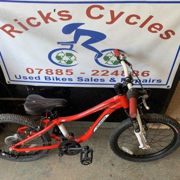 """Specialized HotRock 20"""" Wheel Mountain Bike. £100"""