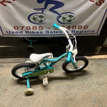 "Apollo Petal 14"" Wheel Girls Bike. £35"