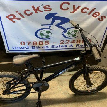 """DK Fury 20"""" Wheel BMX Bike. £75"""