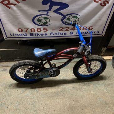 "Avigo Monster 16"" Wheel Bike. £50"