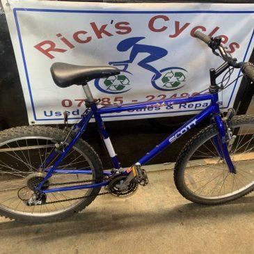 """Scott Peak 20.5"""" Frame Mountain Bike. £100"""