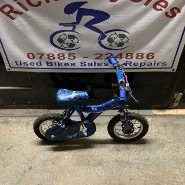"""Atom 12"""" Wheel Kids Bike. £30"""