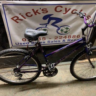 """Raleigh Enigma 18"""" Frame Ladies Mountain Bike. £85"""