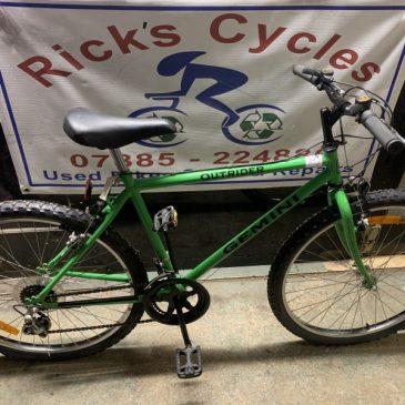 "Gemini Outrider 18"" Frame Bike. £80"
