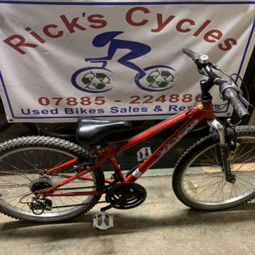 """Apollo XC24 24"""" Wheel Bike. £75"""