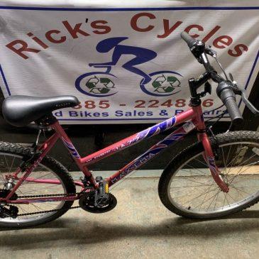 """Maxima Jazz 19"""" Frame Mountain Bike. £75"""