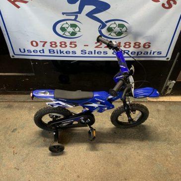 "Avigo MotoBike 12"" Wheel Bike. £40"