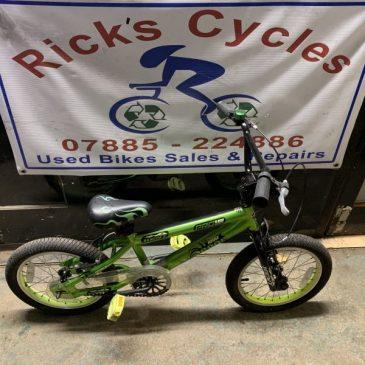"Kent Pro16 16"" Wheel Bike. £35"