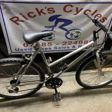 "Falcon TrailBlazer 21"" Frame Ladies Bike. £85"