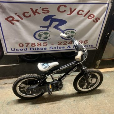 "Star Wars Storm Trooper 16"" Wheel Bike. £40"