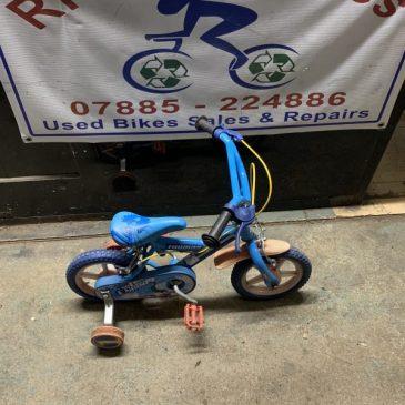 "Thomas The Tank 11"" Wheel Boys Bike. £25"