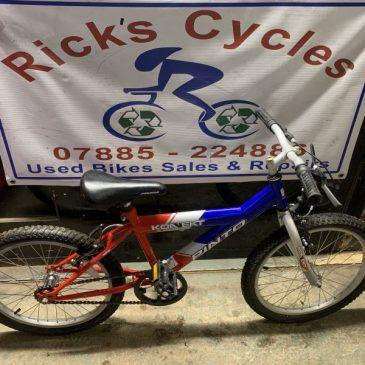 "Konvekt Pinto 20"" Wheel Bike. £50"