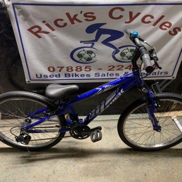 """Trek MT220 24"""" Wheel Bike. £125"""