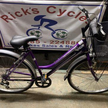 "Professional Metropolitan 19"" Ladies Town Bike. £100"