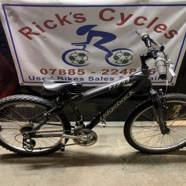 "Bridgeback MX24 24"" Wheel Bike. £125"