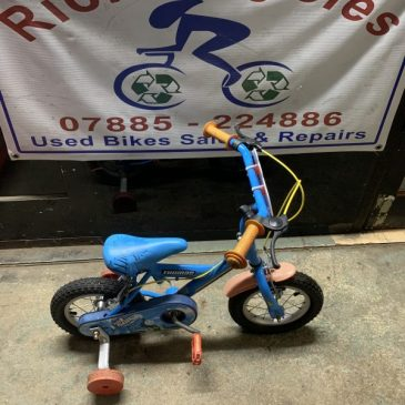 "Thomas The Tank 12"" Wheel Boys Bike. £25"