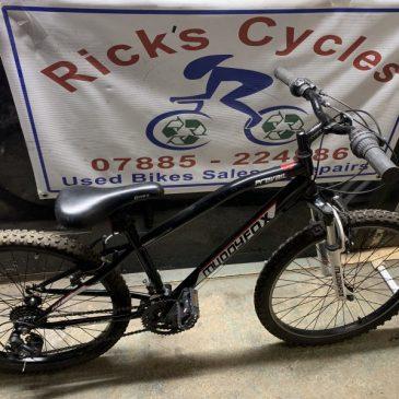"MuddyFox Prevail 24"" Wheel Bike. £75"