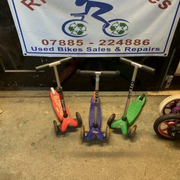 Mini Micro Scooters £15 each