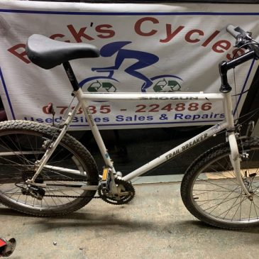 "Shotgun TrailBraker 23"" Frame Gents Mountain Bike. £75"