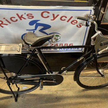 "Pashley Classic Gents 20.5"" Dutch Style Bike. £395"