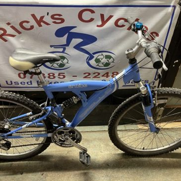 "Apollo Entice 17"" Frame Mountain Bike. £75"