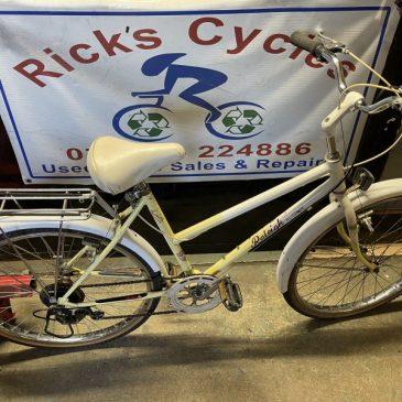 """Vintage Raleigh Monterey 18"""" Frame Mountain Bike. £75"""