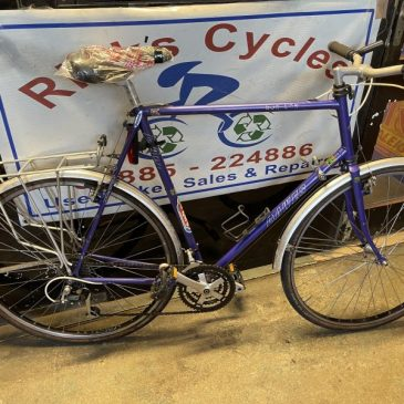 """Dawes Horizon 25.5"""" Frame Hybrid Bike. £195"""
