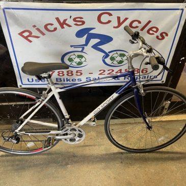 """Go Sport 18"""" Frame Hybrid Bike. £120"""