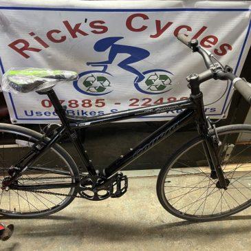 "Carrera Subway Zero 18"" Frame Fixie Bike. Was  £175, NOW £150"
