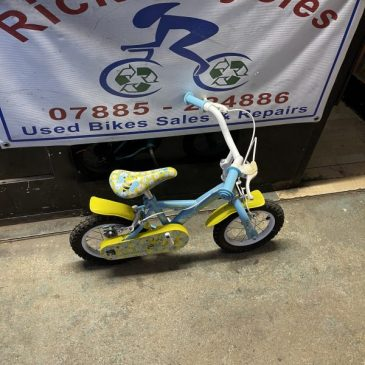 "Apollo HoneyBee 12"" Wheel Girls Bike. £25"