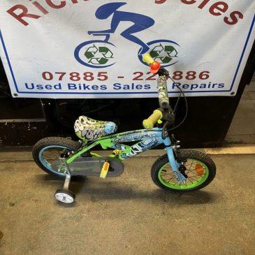"""Kent Pro14 14"""" Wheel Boys Bike. £35"""