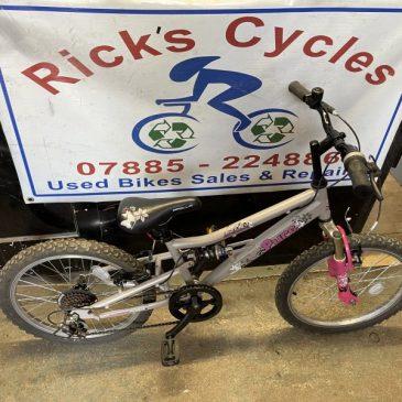 "Apollo Pure 20"" Wheel Girls Bike. £65"
