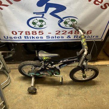 "Ben Ten 14"" Wheel Bike. £25"