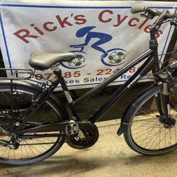 "B-Twin Hoprider 520 20"" Frame Ladies Hybrid Bike. £175"