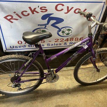 "Raleigh Vixen 19"" Frame Ladies Mountain Bike. £100"