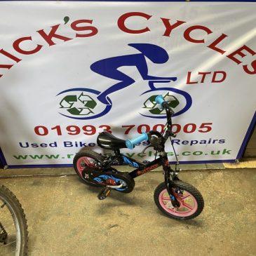 "Urchin 12"" Wheel Kids Bike. £25"