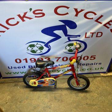 """Raleigh Ollie 12"""" Wheel Kids Bike. £25"""