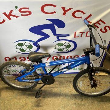 """Apollo Chaos 20"""" Wheel BMX Bike. £50"""