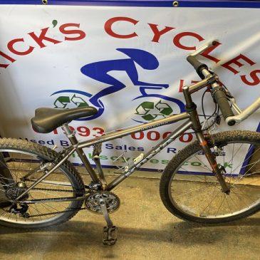 "Kona Hananna 16"" Frame Mountain Bike. £100"