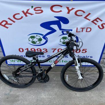 "Ridgeback MX24 24"" Wheel Mountain Bike. £100"